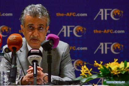 Sheikh Salman bin Ibrahim Al-Khlalifa, (président AFC)