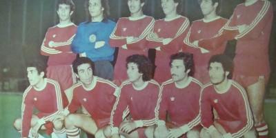 Le MC Alger, champion d'Afrique 1976 (photo Révolution africaine)