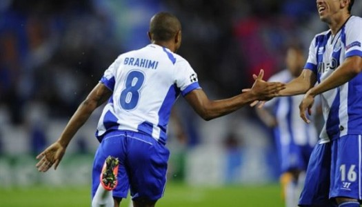 FC Porto : Brahimi Dragon d'Or 2017