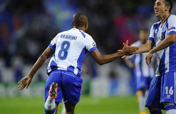 Yacine Brahimi, FC Porto, Fennec,