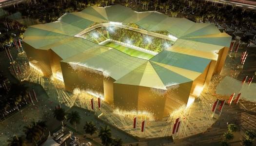 """Mondial 2022 : le Lusail Stadium confié à """"Foster and Partners"""""""