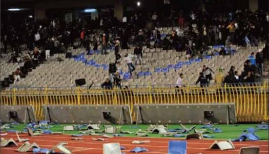 Hooliganisme: l'édifiant bilan algérien