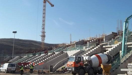 Algérie:  le stade de Tizi Ouzou livré en 2016?