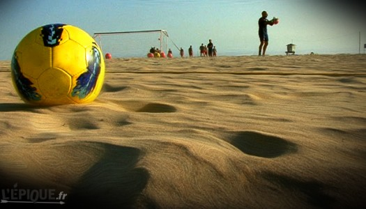 Beach Soccer CAN 2015 : l'Egypte out !