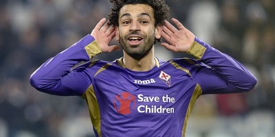 Mohamed Salah (Fiorentina) a rejoint l'AS Roma
