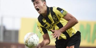 Rami Bensebaini (FC Lierse, Algérie)