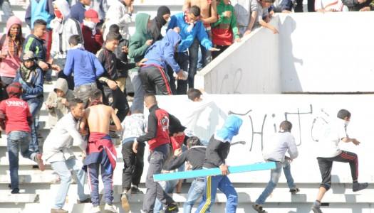 ES Sétif:   le président Hamar dénonce la violence