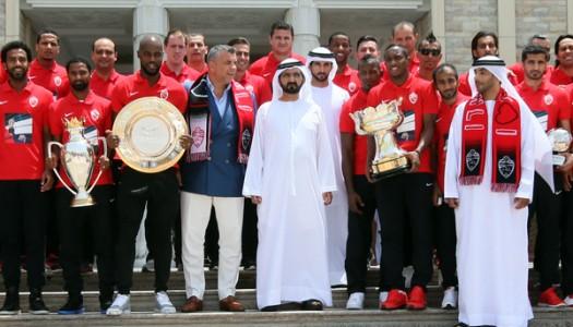 Emirats arabes unis:  Al Ahli Dubai remporte la Super Cup