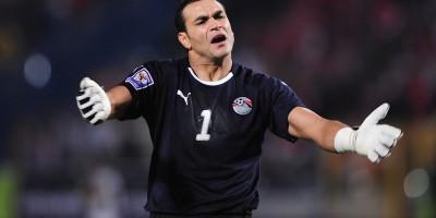 Essam El-Hadary (45 ans)  record de longévité  dans l'histoire de la Coupe du monde.