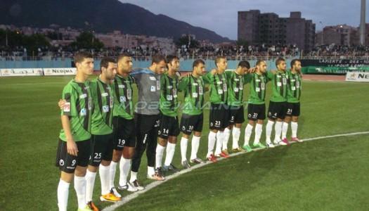 Coupe d'Algérie: le MO Bejaia passe en demie