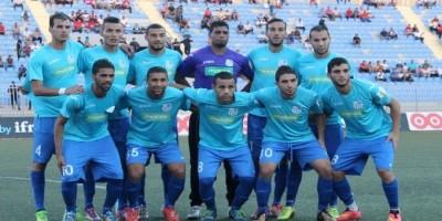 RC Arbaa en demie de la coupe nationale