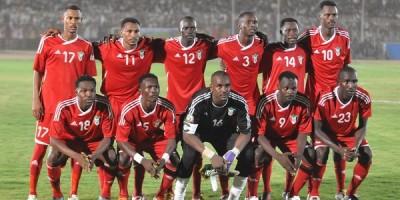 sélection du Soudan
