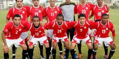 L'équipe du Yémen (Coupe du Golfe 2014)