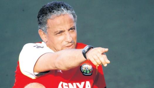 CAF:  Adel Amrouche lavé de tous soupçons