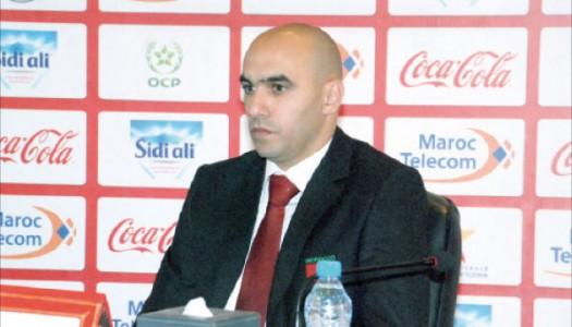 Maroc :  Walid Regragui remercie le FUS Rabat