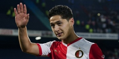 Anass Achahbar (Feyenoord)