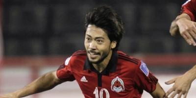 Quadruplé de Rodrigo Tababa   face au Qatar SC