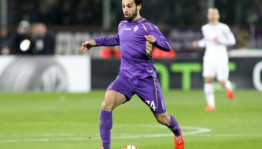 Fiorentina :Pascual fan de Mohamed Salah