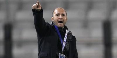 Belmadi, sélectionneur du Qatar