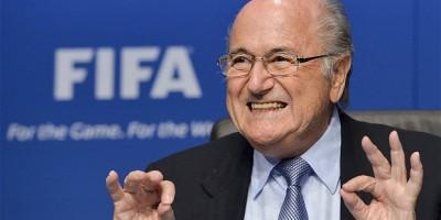 Sepp Blatter, président de la FIA entre 1998 et 2015