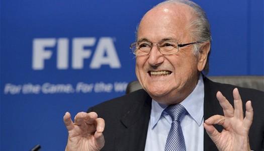 FIFA : la pique de Blatter à Infantino