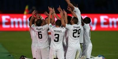 l'ES  Sétif  et Amrani, objectifs : titre national et demi-finale de la Champions League