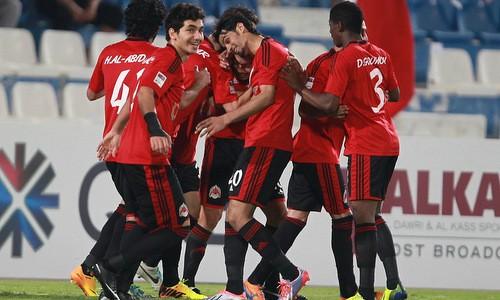 Gulf Clubs Championship: Al-Rayyan-Al Seeb en demie
