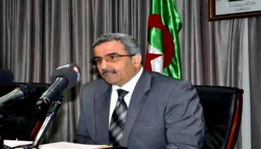 Algérie : Khomri remplace Tahmi aux Sports