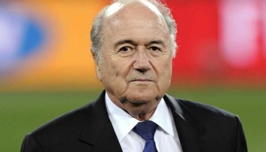 FIFA : Blatter ne veut pas suspendre Israël