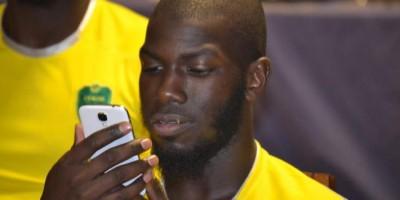 Oumar Ibrahima N'Diaye   et la Mauritanie ont maté l'Afrique du Sud