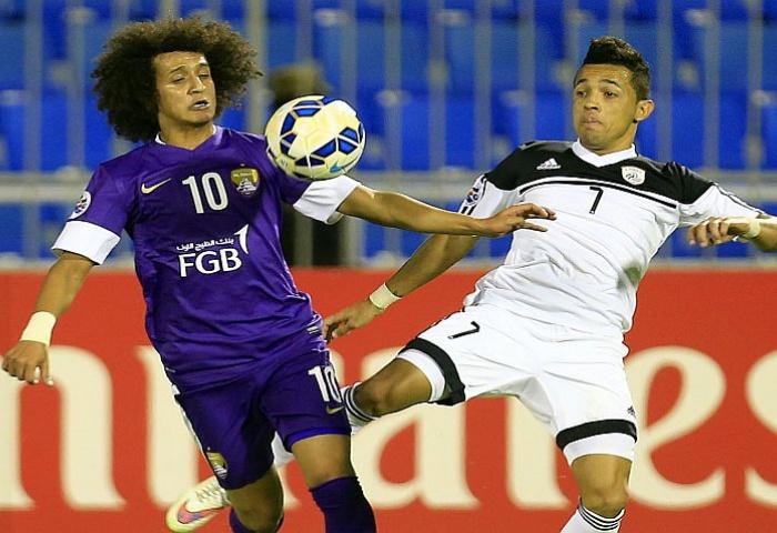Al Ain (UAE) et Abdulrahman (à gauche) presque qualifiés