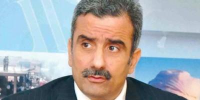 Mohamed Tahmi, ministre algérien de la Jeunesse et des sports