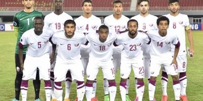 Qatar U20  - 2015
