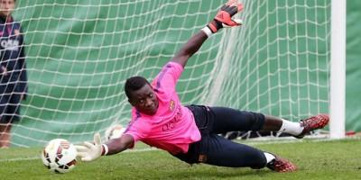 Le Camerounais Onana gardien de l'Ajax Amsterdam ne disputera pas la CAN U23