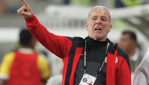 Al Jazira Club: Braga va succéder à Gerets