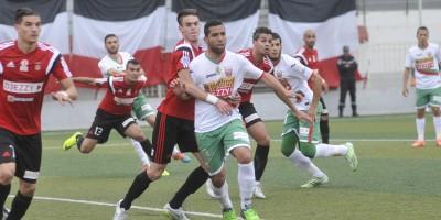 Abdellaoui Ayoub (USM Alger), photo El Hadef