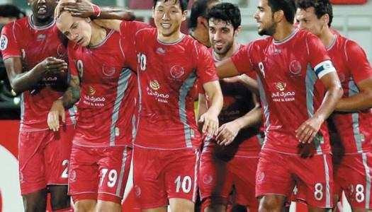 Asian Champions League : La bonne affaire pour Lekhwiya