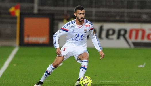 Lyon:  double sanction pour Ghezzal