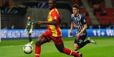 Yannick Ndjeng, rupture des ligaments croisés