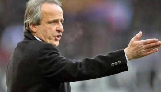 Algérie : le projet de Shürmann pour les U23