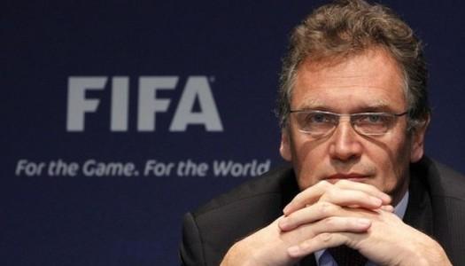 FIFA:  Jérôme Valcke  suspendu 12 ans