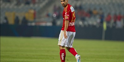 Abdallah El-Said   buteur face à Ismaily