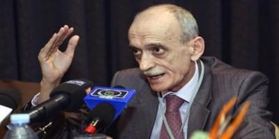 Mahfoudh Kerbadj, président de la LFP  (Algérie)