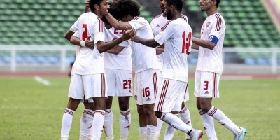 Emirats AU, victoire heureuse face au modeste Timor-Est