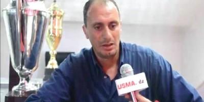Mounir Zegjhdoud, USM Alger