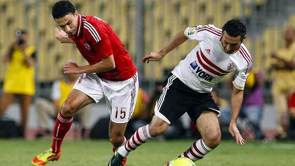 Zamalek et Al- Ahly rêvent de se retrouver en finale de la Coupe de la Confédération