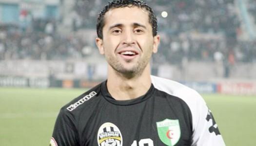 Champions League : Delhoum évoque l' USM Alger
