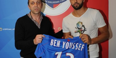 Syam Ben Youssef  (Photo SM Caen)