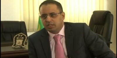 Ahmed Ould Yahia, président de la FFRIM