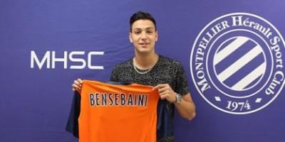 Le défenseur axial Ramy Bensebaini de Montpellier  sera le seul expatrié de l'équipe olympique
